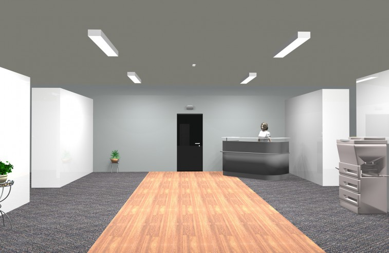 3D Visualisierung Ingenieurbüro Jörg Steffen